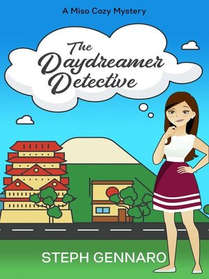 cover image of The Daydreamer Detective