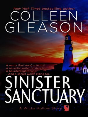 cover image of Sinister Sanctuary