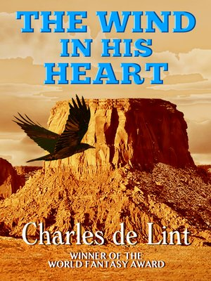 cover image of The Wind in His Heart