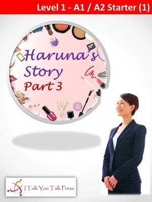 cover image of Haruna's Story Part 3