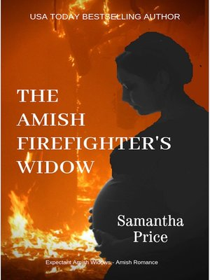 cover image of The Amish Firefighter's Widow