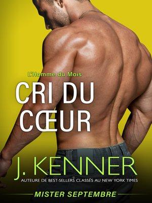 cover image of Cri du cœur