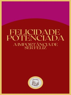 cover image of FELICIDADE POTENCIADA