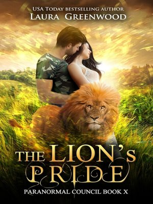cover image of The Lion's Pride