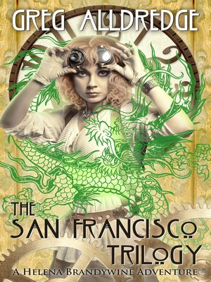 cover image of The San Francisco Trilogy