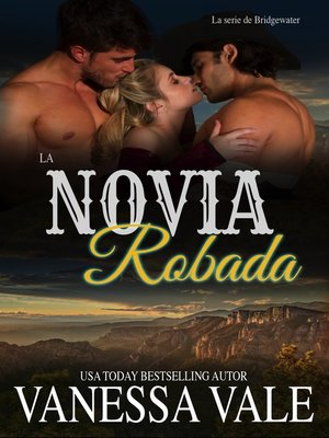 cover image of La Novia Robada