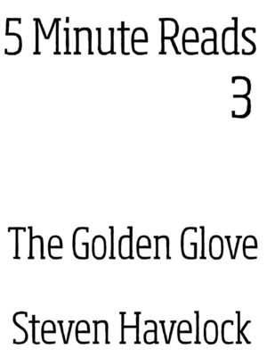 cover image of The Golden Glove