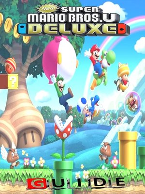 cover image of New Super Mario Bros. U Deluxe Complete Tips and Tricks