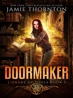 cover image of Library of Souls: Doormaker, Book 3