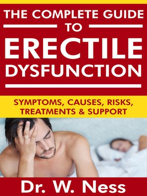 cover image of The Complete Guide to Erectile Dysfunction