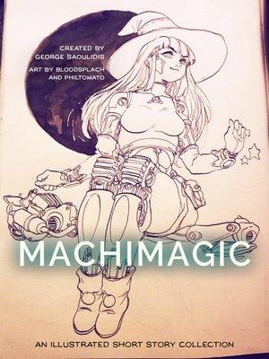 cover image of Machimagic