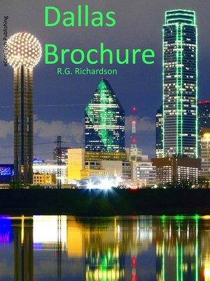cover image of Dallas Brochure
