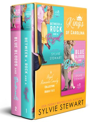 cover image of A Royal Romantic Comedy Collection, Books 1 & 2