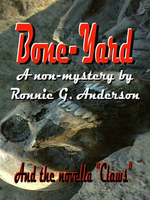 cover image of Bone-Yard