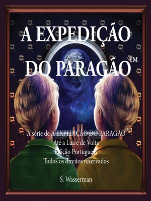 cover image of The Paragon Expedition (Portuguese)