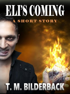 cover image of Eli's Coming--A Short Story