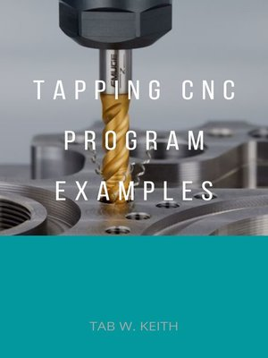 cover image of Tapping CNC Program Examples