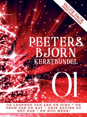 cover image of Peeters Bjorn Kerstbundel 01