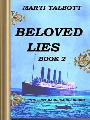 cover image of Beloved Lies