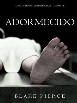 cover image of Adormecido