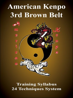 cover image of American Kenpo 3rd Brown Training Syllabus