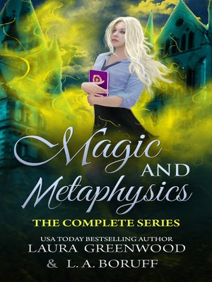 cover image of Magic and Metaphysics Academy