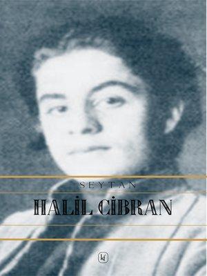 cover image of Şeytan