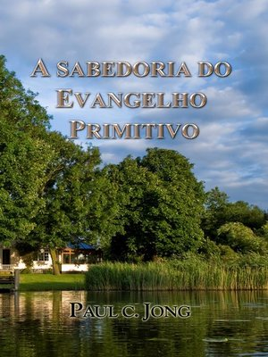cover image of A SABEDORIA DO EVANGELHO PRIMITIVO