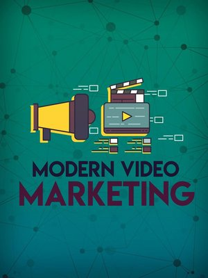 cover image of Modern Video Marketing