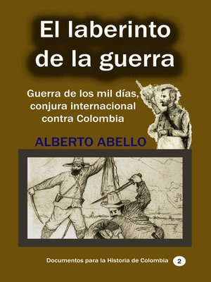 cover image of El Laberinto de la guerra