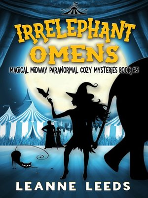 cover image of Irrelephant Omens