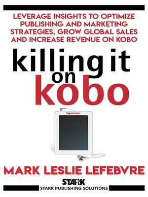 cover image of Killing It On Kobo