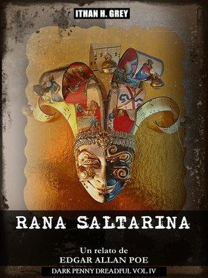 cover image of Rana Saltarina