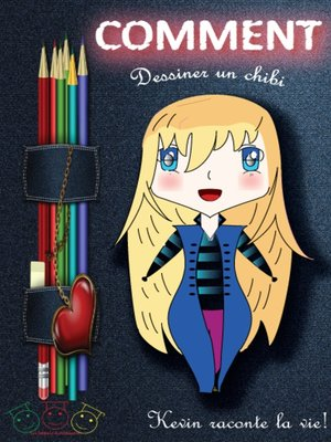 cover image of Dessiner un chibi