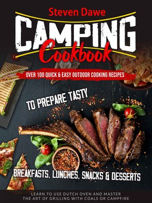 cover image of Camping Cookbook