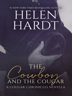 cover image of The Cowboy and the Cougar