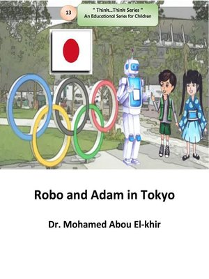 cover image of Robo and Adam in Tokyo