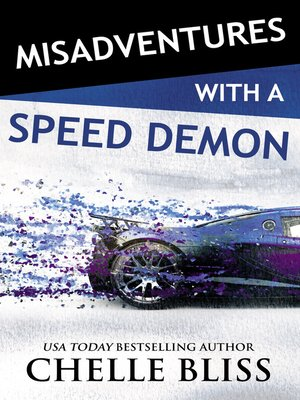 cover image of Misadventures with a Speed Demon