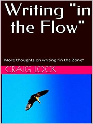 cover image of Writing in the Flow