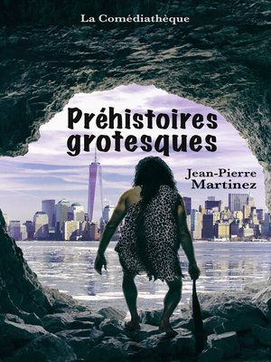 cover image of Préhistoires grotesques