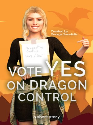 cover image of Vote Yes on Dragon Control