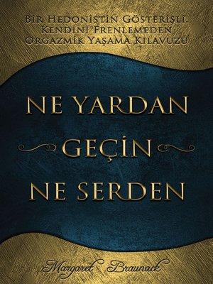 cover image of Ne Yardan Geçin Ne Serden