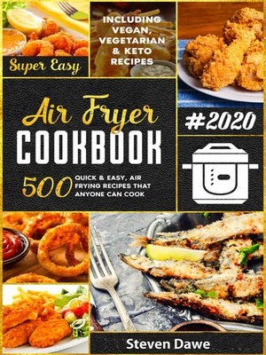 cover image of Super Easy Air Fryer Cookbook