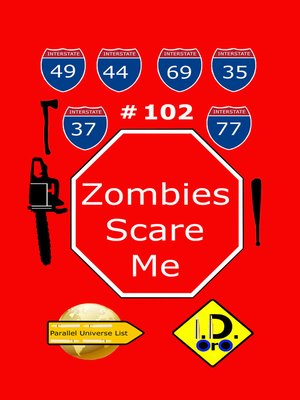 cover image of Zombies Scare Me 102
