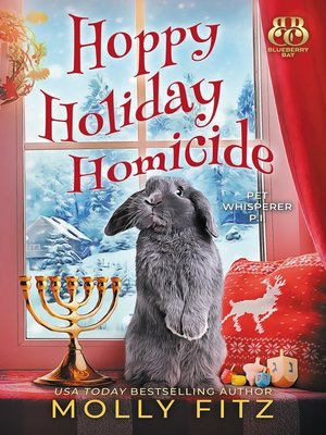 cover image of Hoppy Holiday Homicide