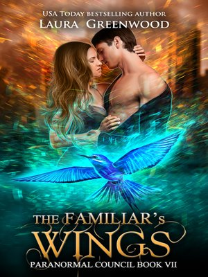 cover image of The Familiar's Wings