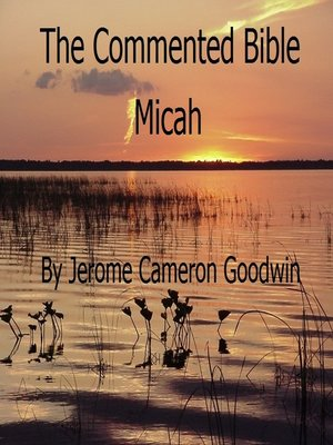 cover image of Micah