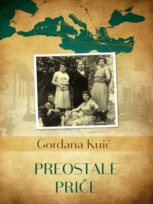 cover image of Preostale priče