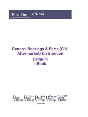 cover image of General Bearings & Parts