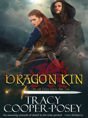 cover image of Dragon Kin